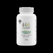 Organic Spirulina Tablets 500mg