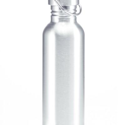 Stainless Steel Single Wall Water Bottle 750 ml Image