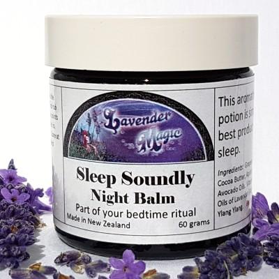 Sleep Soundly – Night Balm Image