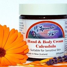 Calendula Cream for Hands and Body