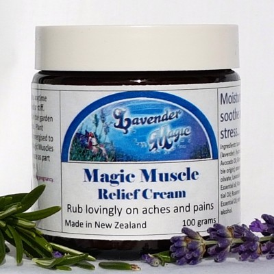 Magic Muscle Relief Cream Image