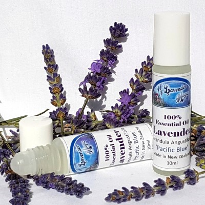 Lavender Essential Oil Image