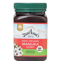 Organic Manuka Honey MG250+