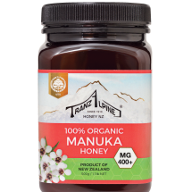 Organic Manuka Honey MG400+