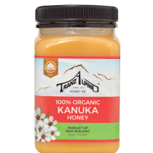 Organic Kanuka Honey