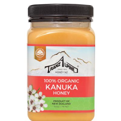 Organic Kanuka Honey Image