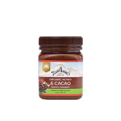 Organic Honey & Cacao Image