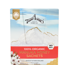 Organic Manuka Honey Sachets MG300+