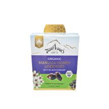 Organic Manuka Honey Lozenges with Blackcurrant Image