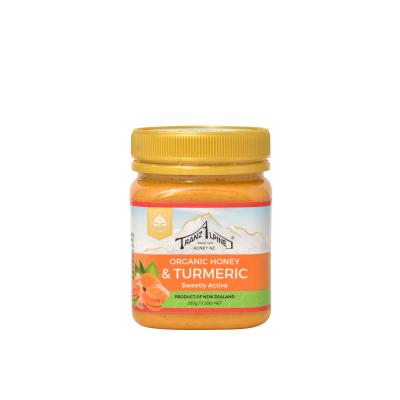 Organic Honey & Turmeric Image