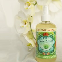 Body & Hair Oil Ylang Ylang & Mandarin
