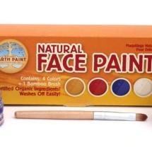 Natural Face Paint Kit, Mini