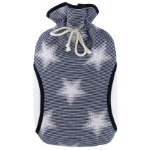 Eco Hot Water Bottle, 2L, Cord