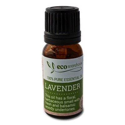 100% Essential Lavender Oil, 10ml Image