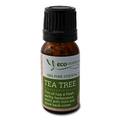 100% Essential Tea Tree Oil, 10ml Image