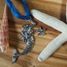 Mermaid Ornament Image