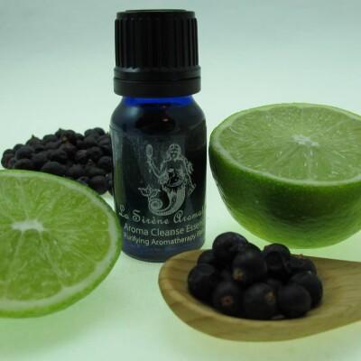 Aroma Cleanse Essence. Image