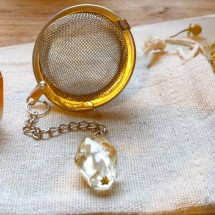 Citrine Tea Infuser