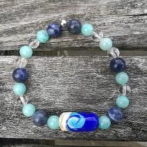 Surf Crystal Bracelet