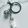 Lucky Cat Aromatherapy Diffuser Bag Charm. Image