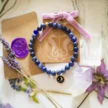 Sodalite Celestial Bracelet
