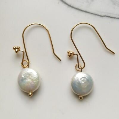 Bali Moon Earrings Image