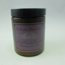 Pomegranate Noir  Wood Wick Candle.