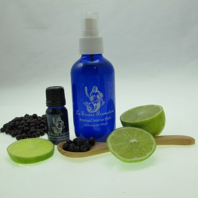 Aroma Cleanse Elixir Mist Image