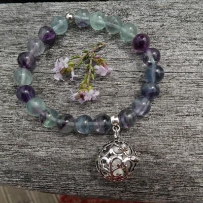 Fluorite Aroma Bracelet Image