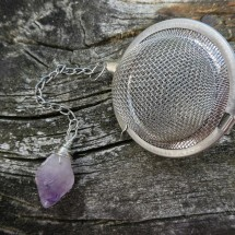 Amethyst Tea Ball Infuser