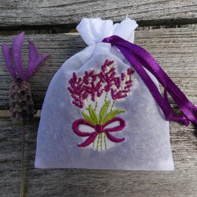 Lavender Sachet. New Zealand Lavender Image