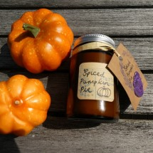 Spiced Pumpkin Pie Candle Image