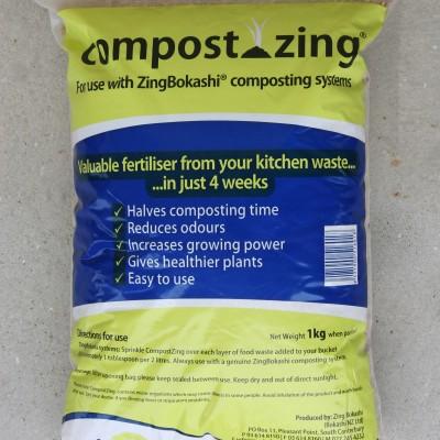 CompostZing bokashi mix Image
