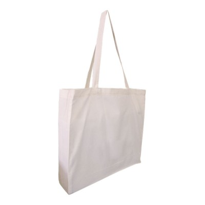 EC-04 Cotton Tote Bag With Gusset Image