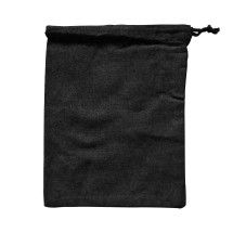 EC-15 Medium drawstring bag black