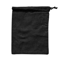 EC-15 Medium drawstring bag black Image
