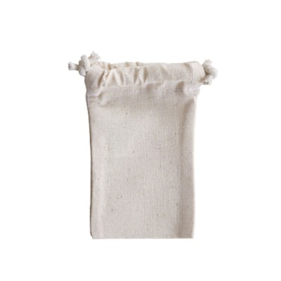 5 X  EC-18 X-Small Cotton Drawstring Bags Image