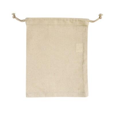 EC-15 Medium drawstring bag natural Image
