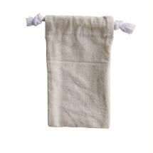EC-18 Small cotton drawstring bag Image