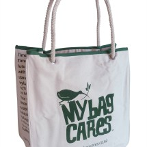 ECV-09 Canvas mybagcares bag