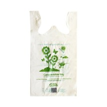 ED-2023 Compostable Bin Liner Large (Carton of  500)