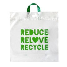 ED-3941 Recyclable Retail/Checkout Bag Large (100bags)