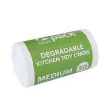 ED-5934 Degradable 27L HD Office Bin Tidy Liner