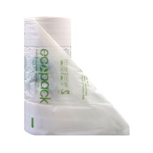 ED-8000 Compostable Barrier Bags -Fresh & Frozen Food