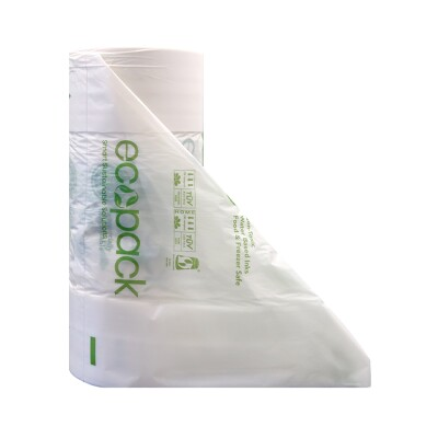 ED-8000 Compostable Barrier Bags -Fresh & Frozen Food Image