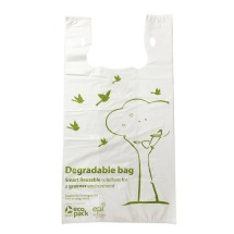 ED-5966 Degradable Checkout Bag Small