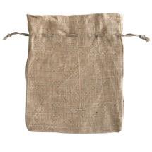 EJ-222 Jute Drawstring Bag