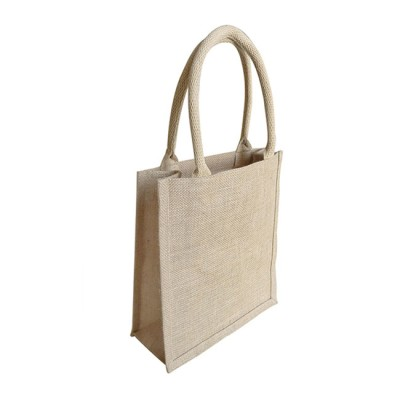 EJ-301 Jute Small Natural Bag Image