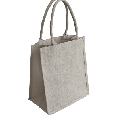 EJ-209 Jute Supermarket Shopper Bag Image
