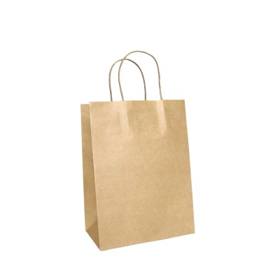 25 X EP-TH01 Twisted Handle Paper Bag – Small Image